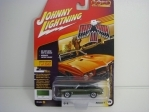 Pontiac Firebird Convertible 1969 Verdoro Green 1:64 Johny Lightning